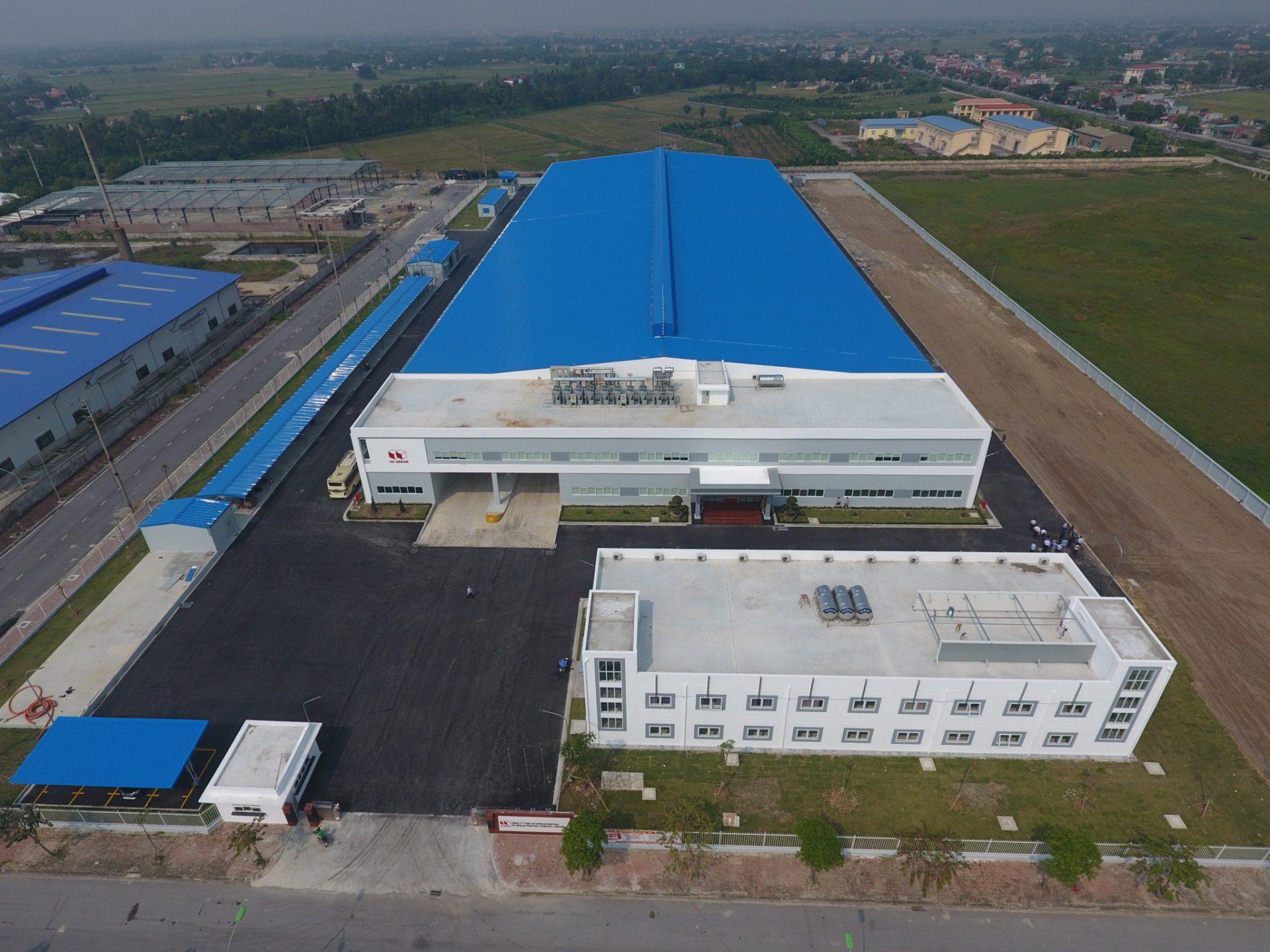 Dự án nhà máy HH Dream Printing