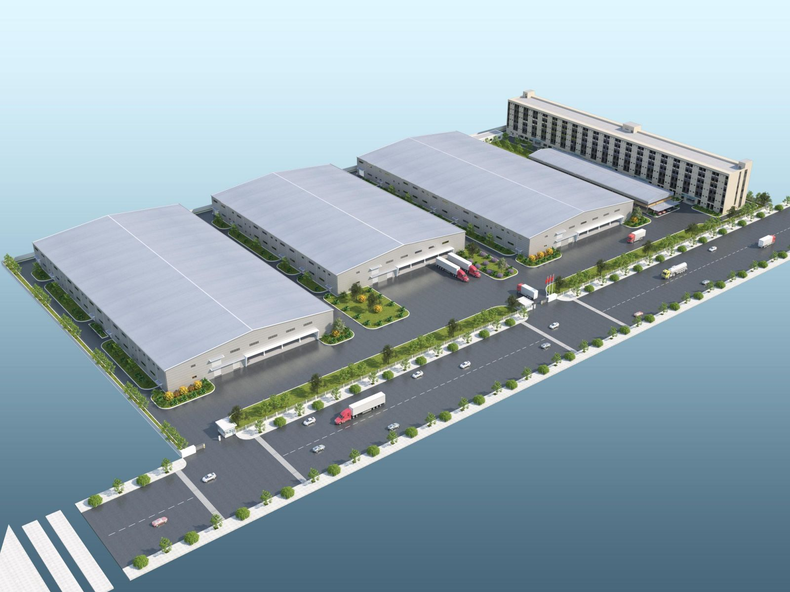 Fengxu Vietnam Investment Company Limited Factory Project