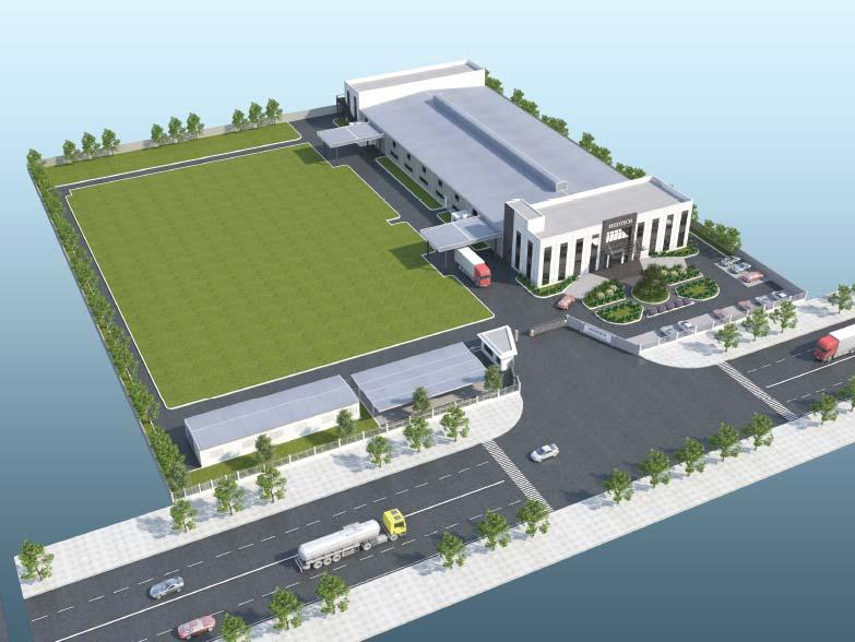 Dự án nhà máy Goda International Việt Nam