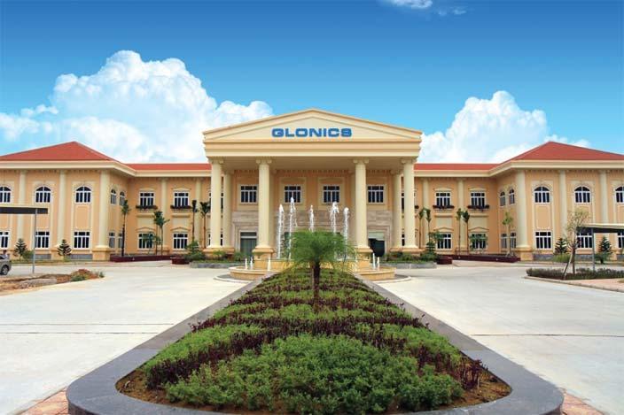 Dự án nhà máy Glonics Thái Nguyên