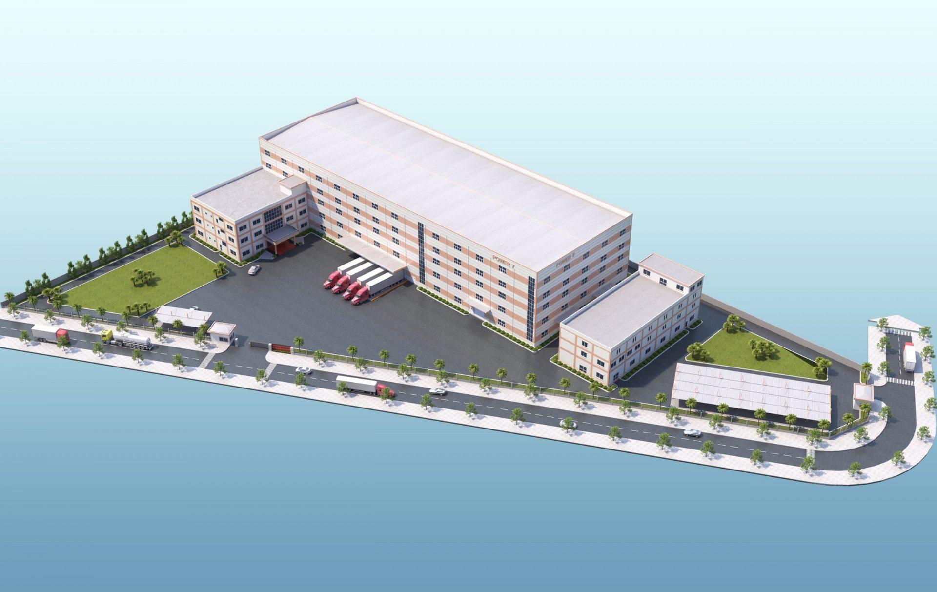 Dự án Power 7 Technology Việt Nam