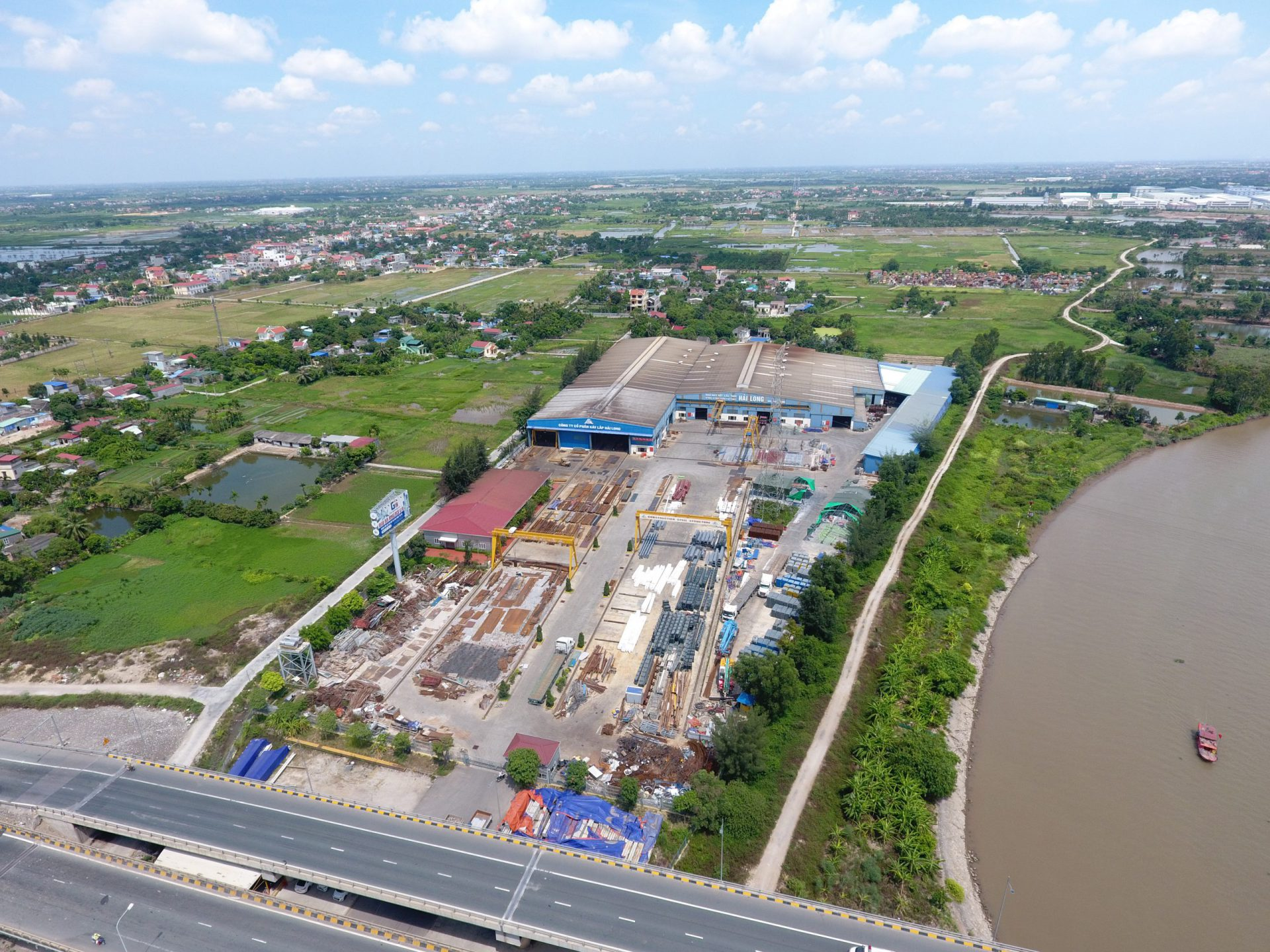 Hai Long Steel Structure Factory