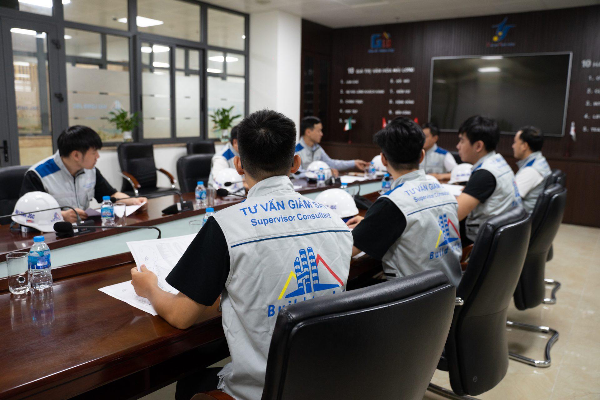 Công ty Cổ phần Xây lắp Hải Long<br>Đơn vị Tư vấn Thiết kế – Tư vấn Giám sát Dự án Xây dựng Nhà máy Sirtec International