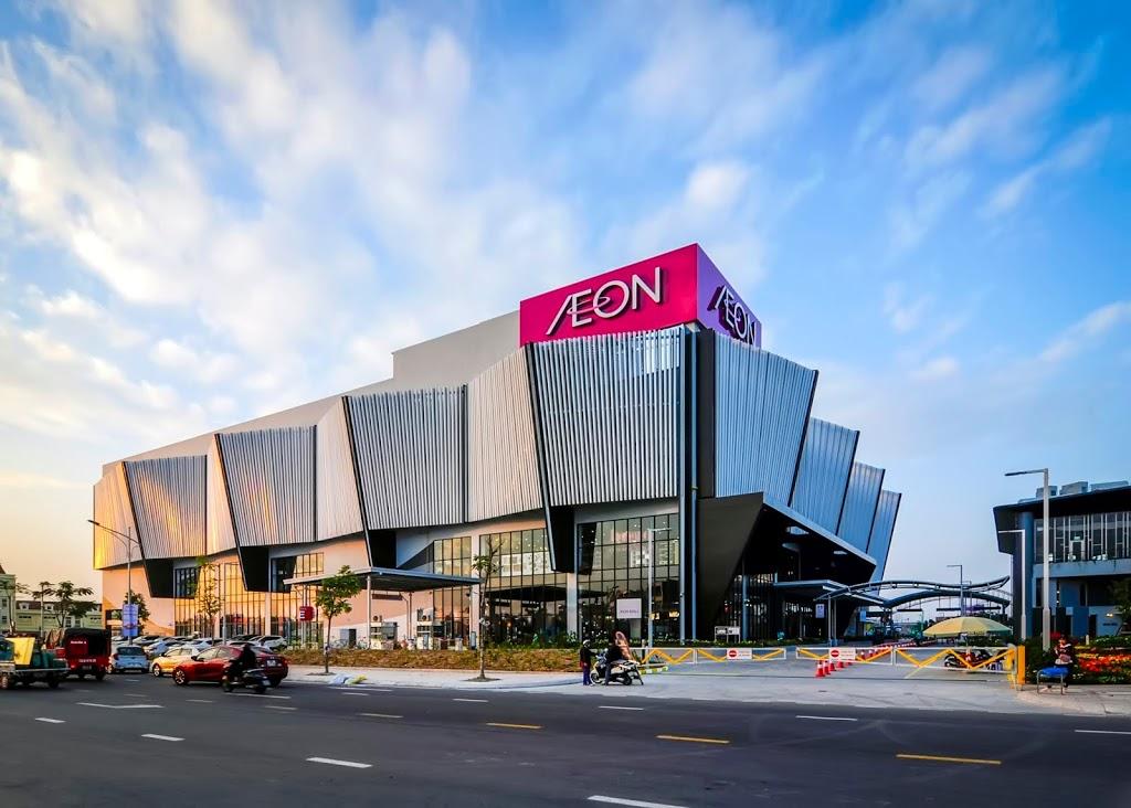 Siêu thị Aeon mall, thành phố Hải Phòng, Việt Nam