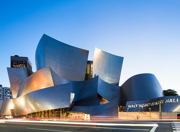 Cung hòa nhạc Walt Disney, Los Angeles, Mỹ