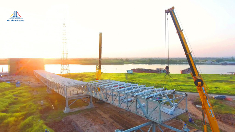 Hai Duong thermal power conveyor project