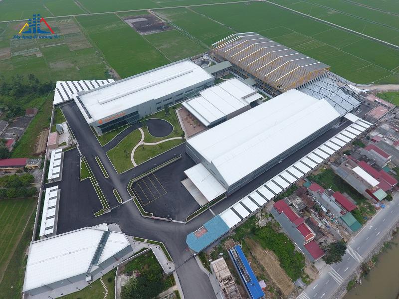 Pre-engineered steel building santa clara project