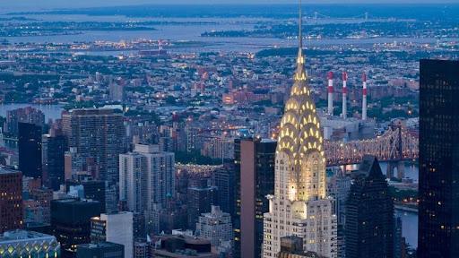 Tòa nhà Chrysler, thành phố New York, Mỹ