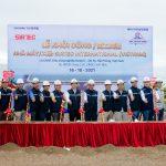 Groundbreaking Ceremony of Sirtec International Vietnam Factory